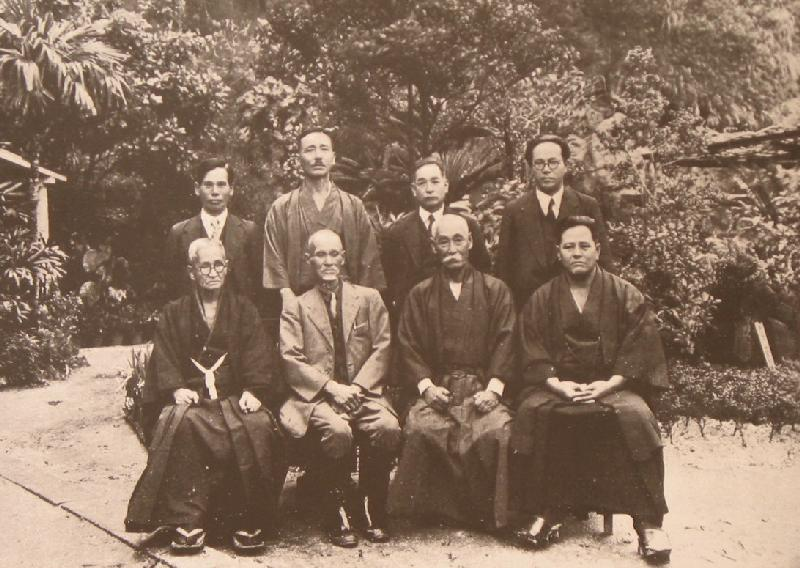 Early Okinawan Masters - Can you name them all?