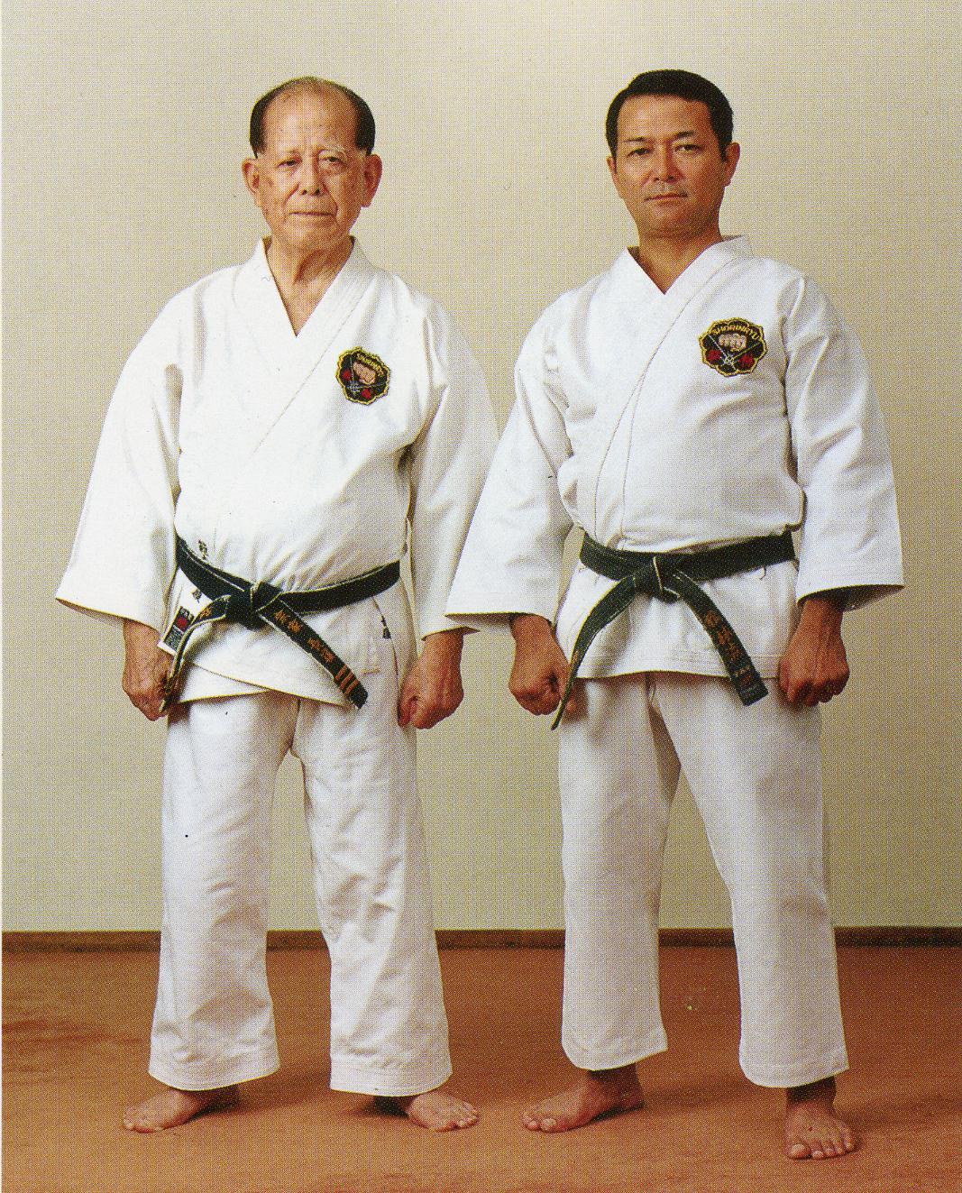 Grandmaster and Soke