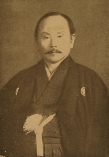 1935 Photo of Funakoshi Sensei
