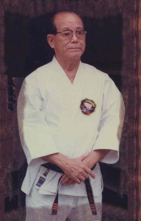 Grandmaster Shoshin Nagamine
