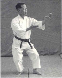 Grand Master Shoshin Nagamine