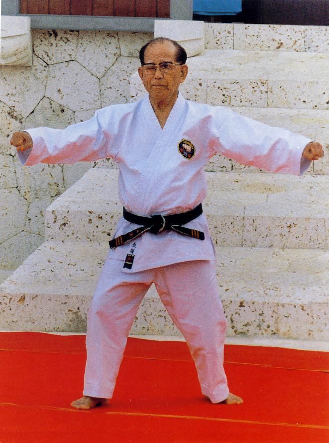 Grand Master Nagamine Shoshin