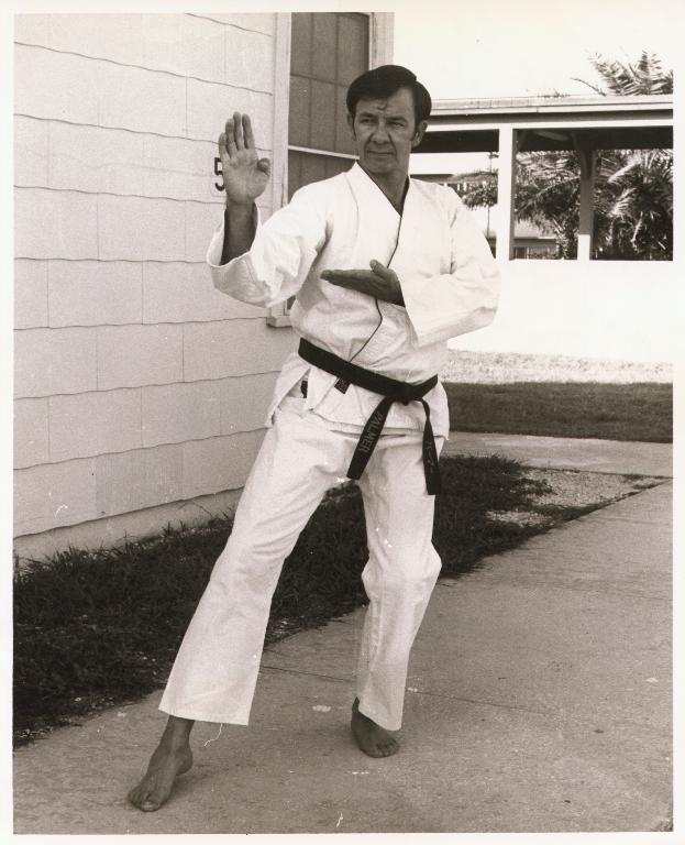 Sensei Sam Palmer, 5th Dan, Satellite Beach, Florida