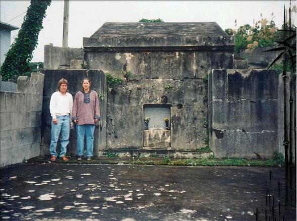Osensei's Tomb