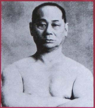 A Young Motobu Sensei